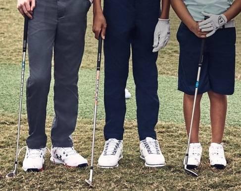 Obrázok ku produktu Juniorské golfové topánky