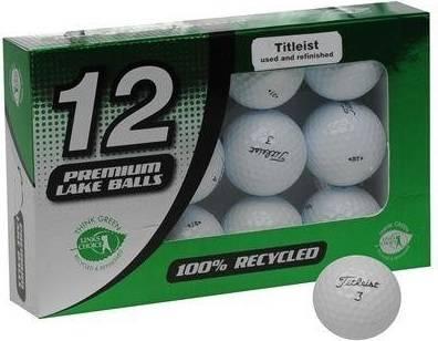 Obrázok ku produktu Použité golfové loptičky