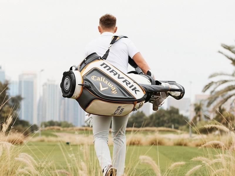 Obrázok ku produktu Golfové bagy a vozíky