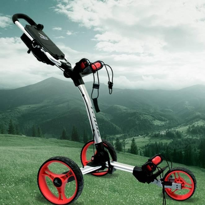 Obrázok ku produktu TOP značky - Golfové vozíky