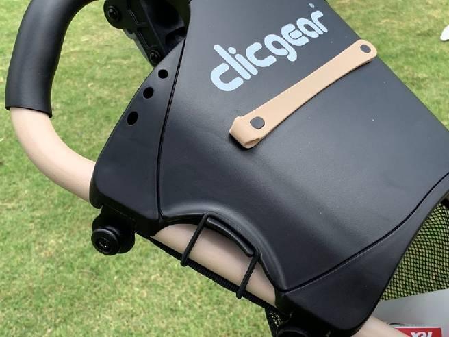 Obrázok ku článku Golfový vozík Clicgear 4.0