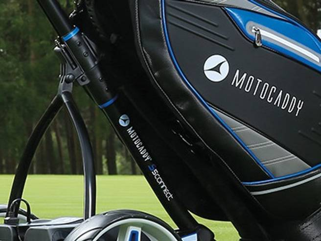 Obrázok ku článku Elektrické vozíky Motocaddy