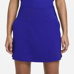 Obrázok ku produktu Dámska sukňa Nike Golf Dri-Fit UV Victory modrá