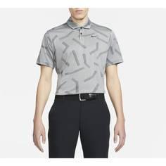 Obrázok ku produktu Pánska polokošeľa Nike Golf Dri-Fit Vapor Polo Jacquard šedá