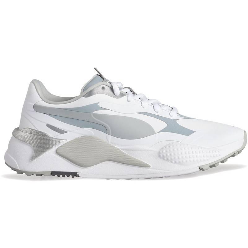 Obrázok ku produktu Pánske golfové topánky Puma Golf RS-G biele