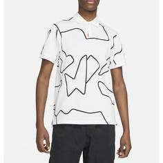 Obrázok ku produktu Pánska polokošeľa Nike Golf Dri-Fit Slim Polo biela