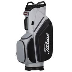 Obrázok ku produktu Golfový bag Titleist Cart14 Lightweight Grey/Black/Charcoal, na vozík, 14- rozdeľovač na palice