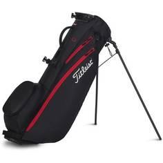 Obrázok ku produktu Golfový bag Titleist Stand Players 4 Carbon Black/Black/Red