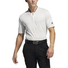 Obrázok ku produktu Pánska polokošeľa adidas golf Primeknit Polo biela