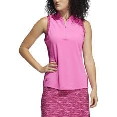 Obrázok ku produktu Dámska polokošeľa adidas golf Ultimate 365 Print ružová