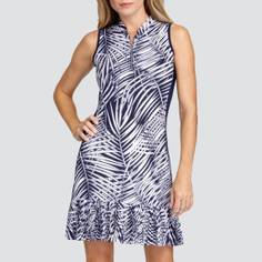 Obrázok ku produktu Dámske šaty TAIL GOLF NABILA bielo-modré