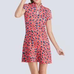 Obrázok ku produktu Dámske šaty TAIL GOLF NEALE červené