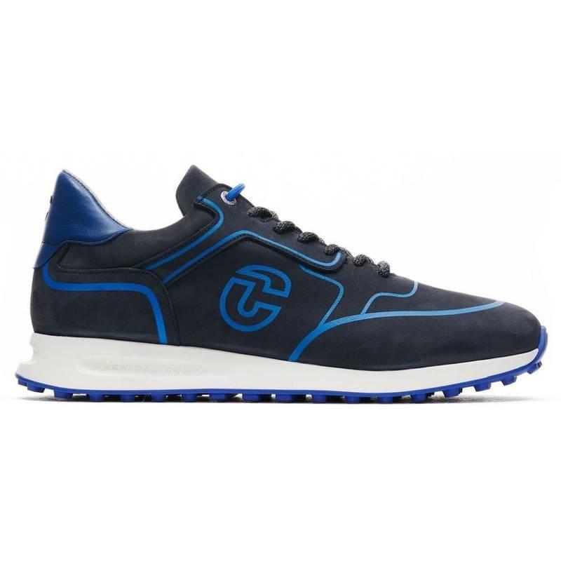 Obrázok ku produktu Pánske golfové topánky DucaDelCosma Flyer Navy/Kobalt