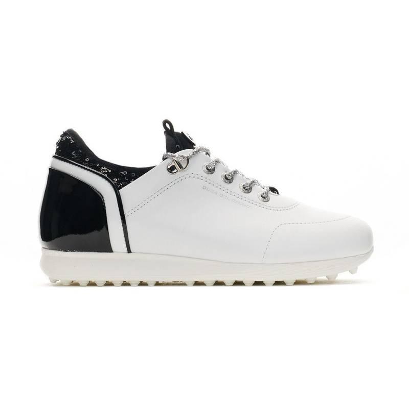 Obrázok ku produktu Dámske golfové topánky DucaDelCosma Pose White/Black
