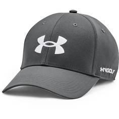 Obrázok ku produktu Pánska šiltovka Under Armour Golf 96 Hat šedá