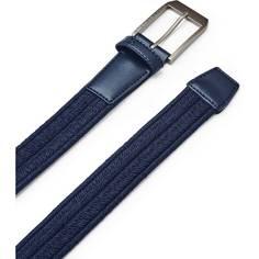 Obrázok ku produktu Opasok Under Armour Braided Golf Belt modrý