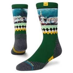 Obrázok ku produktu Ponožky STANCE MASTERS 80 CREW GREEN