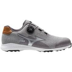 Obrázok ku produktu Pánske golfové topánky Mizuno Nexlite 008 Boa Grey