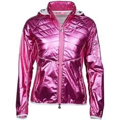 Obrázok ku produktu Dámska bunda Girls Golf Shiny Pink ružová