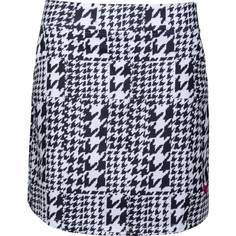 Obrázok ku produktu Dámska sukňa Girls Golf Houndstooth's Back on Skort