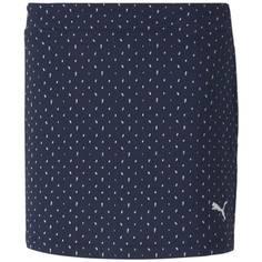 Obrázok ku produktu Dievčenská sukňa Puma Golf Girls Polka Skirt modrá