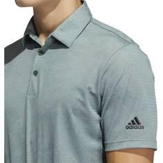 Obrázok ku produktu Pánska polokošeľa adidas golf Camo Polo zelená