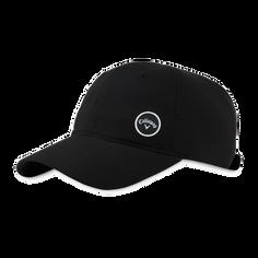 Obrázok ku produktu Golfová čapica - šiltovka Callaway WOMEN'S HIGH TAIL čierna, vhodná aj na účesy s copom