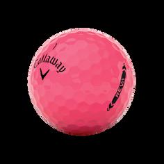 Obrázok ku produktu Golfové loptičky Callaway  REVA PINK 21-ružové, 3-balenie, - väčšie loptičky