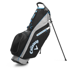 Obrázok ku produktu Golfovy bag Callaway Stand Fairway C Double Strap Silver Black