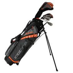 Obrázok ku produktu Detské golfové palice - kompletná sada Cobra King Junior 10-12 Rokov (133cm-148cm) - 8 ks