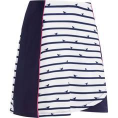 Obrázok ku produktu Dámska sukňa Callaway Golf BIRDIE STRIPE bielo-modrá