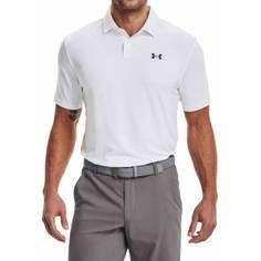Obrázok ku produktu Pánska polokošeľa Under Armour golf T2G Polo biela