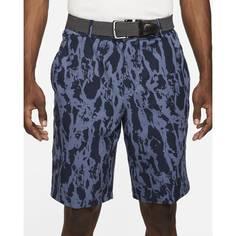 Obrázok ku produktu Pánske šortky Nike Golf DF HYBRID CAMO SHORT modré maskáčová potlač