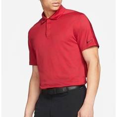 Obrázok ku produktu Pánska golfová polokošeľa Nike Golf Dri-FIT Tiger Woods Polo červená