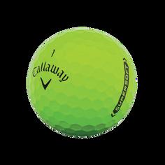 Obrázok ku produktu Golfové loptičky  Callaway Supersoft Matte Green, 3-balenie, matné zelené