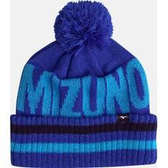 Obrázok ku produktu Unisex čiapka Mizuno golf Breathe Thermo Bobble modrá