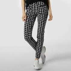 Obrázok ku produktu Dámske nohavice Alberto Golf TINA-Z - WR čierne bodky