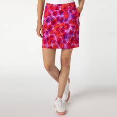Obrázok ku produktu Dámska sukňa Alberto Golf LISSY červená s kvetmi