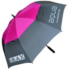 Obrázok ku produktu Dáždnik BigMax Automatic Aqua s  UV ochranou - Charcoal/Fuchsia
