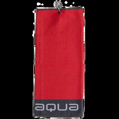 Obrázok ku produktu Golfový uterák Big Max Aqua TriFold Red/Charcoal