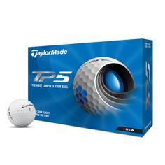 Obrázok ku produktu Golfové loptičky Taylor Made TP5 21 - biele, 3 kusové-balenie