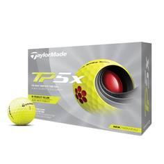 Obrázok ku produktu Golfové loptičky Taylor Made TP5 x 21 - žlté, 3 kusové-balenie