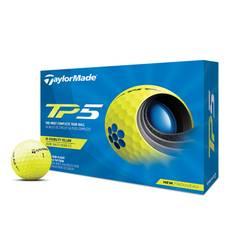 Obrázok ku produktu Golfové loptičky Taylor Made TP5 21 -žlté, 3 kusové-balenie
