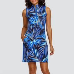 Obrázok ku produktu Dámske šaty TAIL GOLF DANVILLE modré