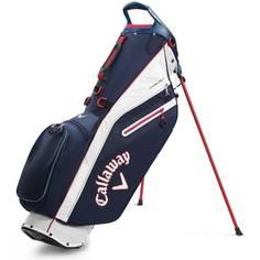 Obrázok ku produktu Golfovy bag Callaway Stand FAIRWAY C DBL NVY /RD 20,  s nožičkami-na nosenie
