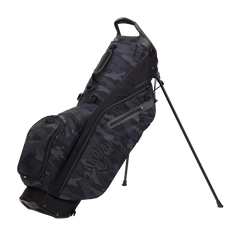 Obrázok ku produktu Golfovy bag Callaway Stand Fairway  C DBL BLK CAMO 20, s nožičkami-na nosenie