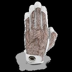 Obrázok ku produktu Dámska letná golfová rukavica  Zoom Sun Style - WhiteSnake dámska - Ľavá