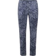Obrázok ku produktu Dámske nohavice J.Lindeberg Pia Print Golf tmavomodré/vzor krokodíl
