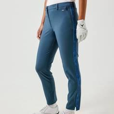 Obrázok ku produktu Dámske nohavice J.Lindeberg Lei Side Stripe Golf modré
