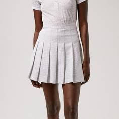 Obrázok ku produktu Dámska sukňa J.Lindeberg Adina Printed Golf šedá/vzor krokodíl